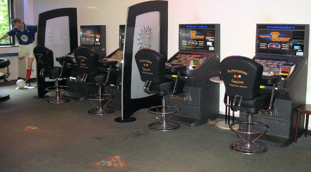 Internetcafe Jena