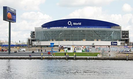 O2 World Berlin