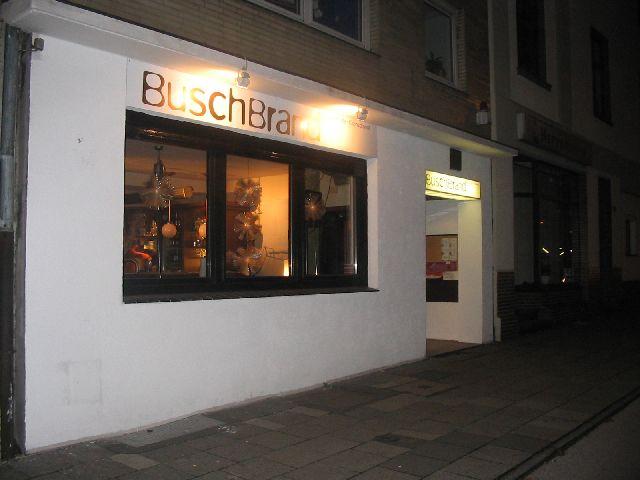 BuschBrand - Kneipe Café Kleinstkunst in Duisburg