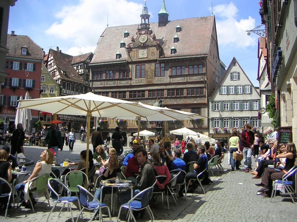Marktschenke in Tübingen - Deutschland - kneipen.de