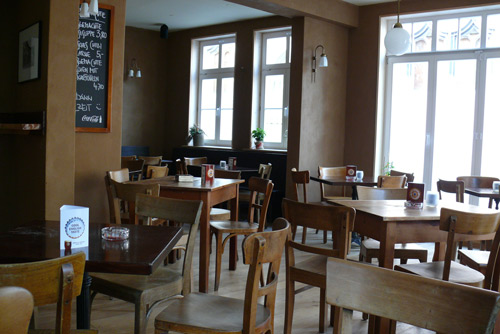Cafe Stilbruch Berlin