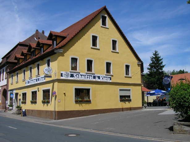 schnitzelriese 1 xxl lokal oberfranken in burgwindheim deutschland. Black Bedroom Furniture Sets. Home Design Ideas