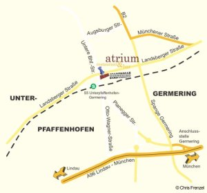 atrium restaurant & bar Germering