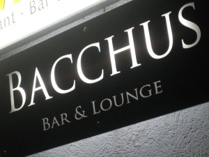 Bacchus Bar & Lounge Augsburg